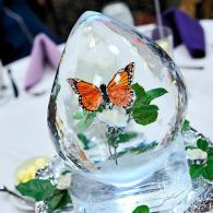 Butterfly-Themed Mini Centerpiece
