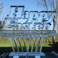 Happy Easter from Krystal Kleer Ice Sculptures, LLC! Whether it's for your Sunday church service or a large Easter egg hunt, a hand carved ice sculpture can be customized to fit your type of event or Holiday celebration. Contact us today to learn more.